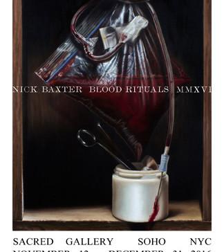 BLOOD RITUALS MMXVI: Progress Montage