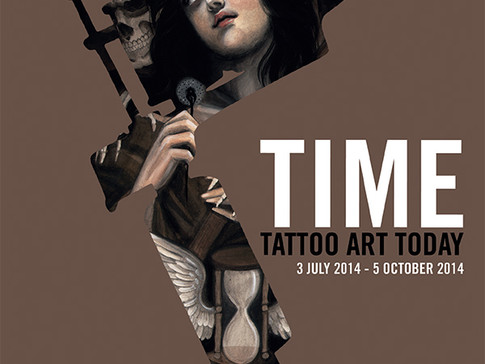 Time: Tattoo Art Today