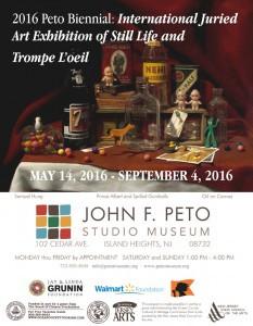 2016 Peto Biennial