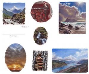 Miniature Landscapes