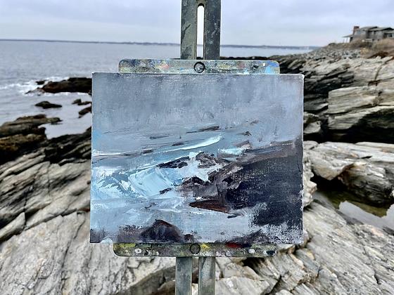 Stormy Cliffwalk 1