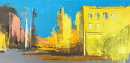 """Yellow Firehouse"""