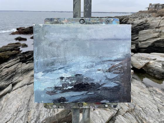 Stormy Cliffwalk 2