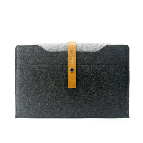 Macbook Sleeve - Charcoal