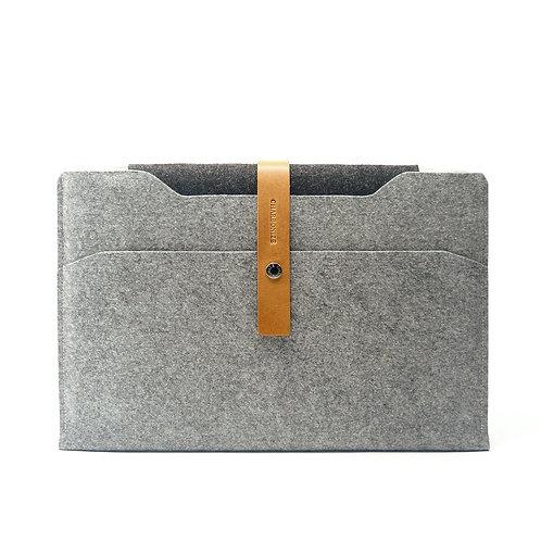 Macbook Sleeve - Grey