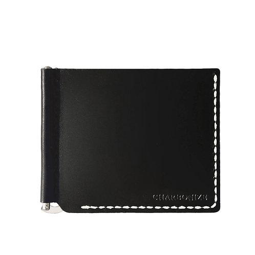 Minimalist Wallet with Money Clip