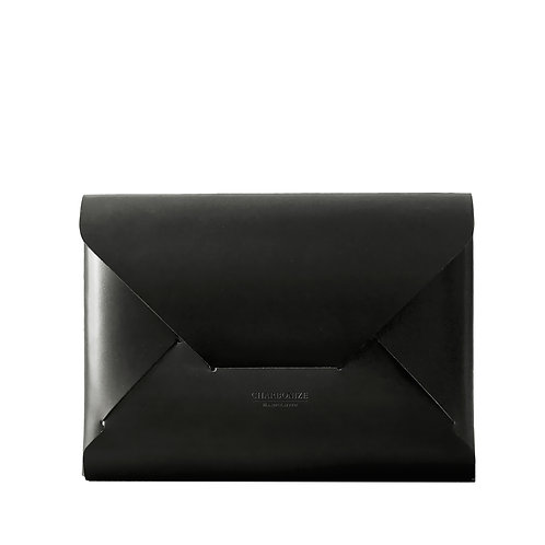 Folded iPad Folio Sleeve