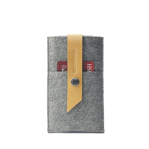 iPhone 6, 6S / 6+, 6S+ Wallet - Grey