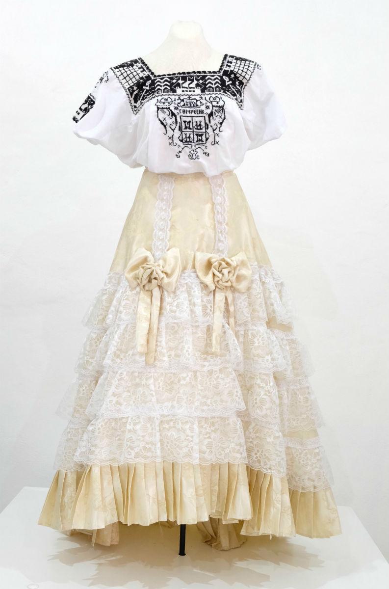 1. Woman's Fiesta dress