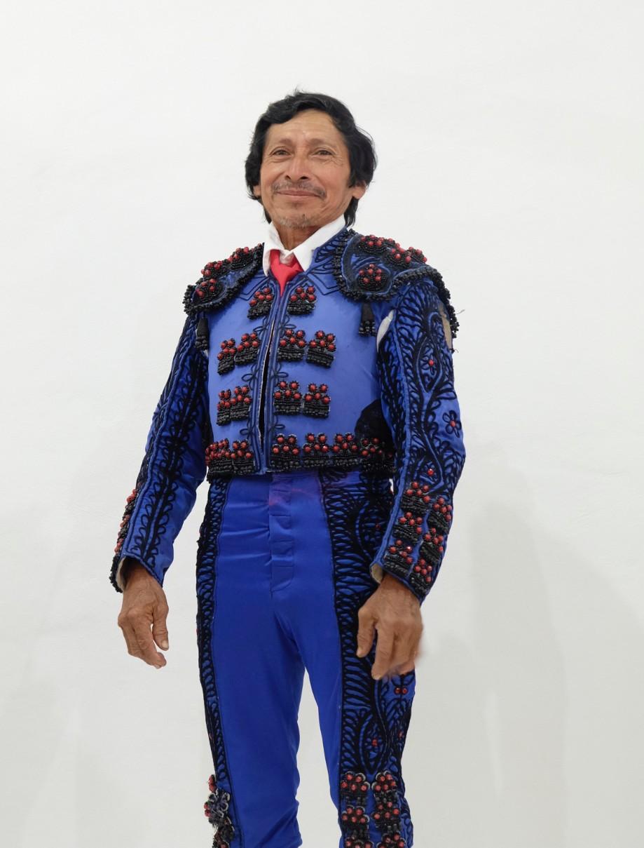 traje de torero yucatan