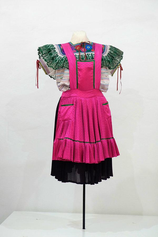 Conjunto de mujer de Amatenango del Valle