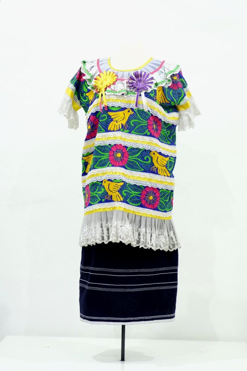 Conjunto de fiesta - Oaxaca