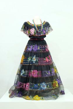 3. Women's Fiesta dress from Chiapas