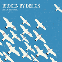 Broken By Design Album art work for webs