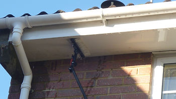 Harper Property Services soffit cleaning