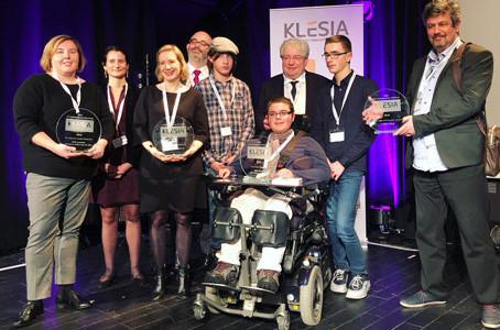 13è Prix Klesia handicap 2020 : 4 initiatives remarquables
