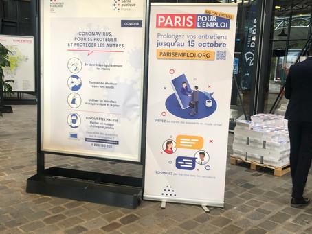 PARIS POUR L'EMPLOI 2020 ? Un tremplin pour l'Aimeth