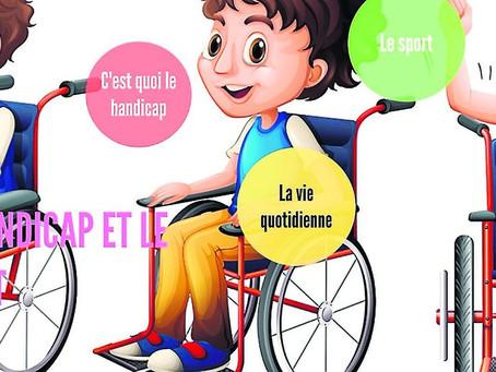 CDH 47 : Sensibilisation aux réalités du handicap et handisport en milieu scolaire