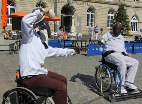 Quimper. Ils ont créé une plateforme de loisirs adaptés aux personnes handicapées