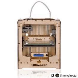 Win an Ultimaker 3D Printer!