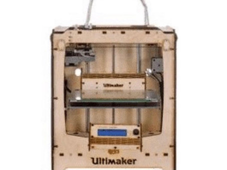 Win an Ultimaker 3D Printer!