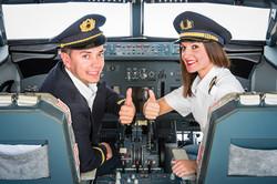 pilots male female