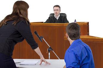 Forensic psychologist, expert witness testimony