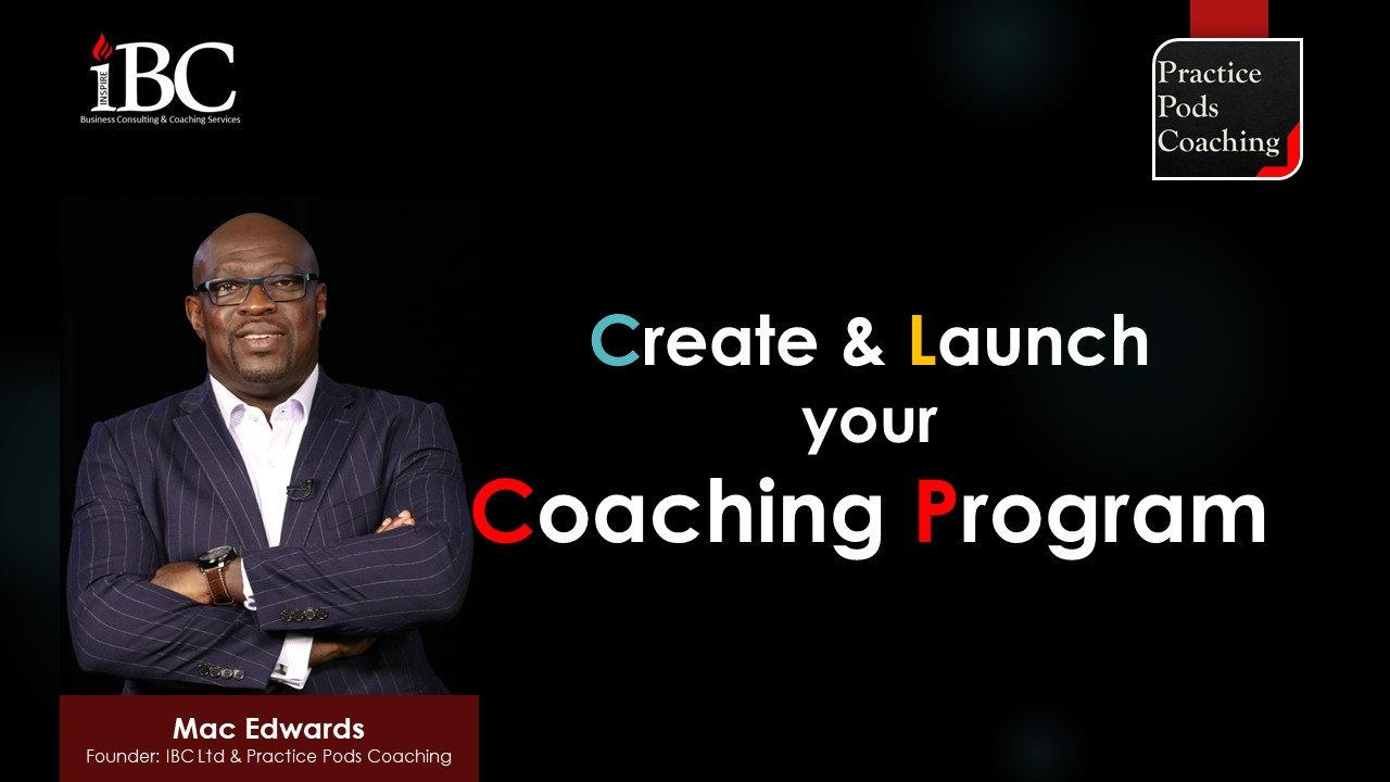 Create & Launch Your Coaching Program