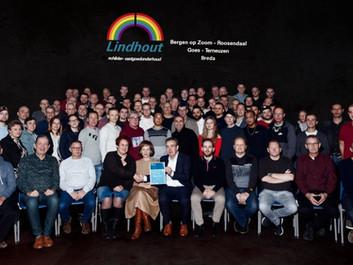 Lindhout Schilder- Vastgoedonderhoud groeit op PSO-prestatieladder en behaalt trede 3!