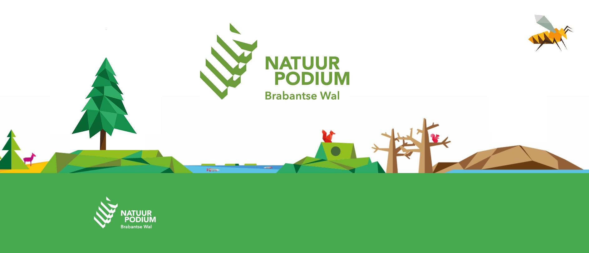 Natuurpodium - Bergen op Zoom, Nederland