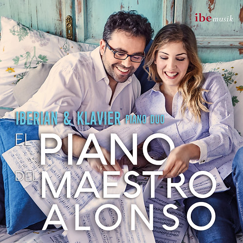 El piano del Maestro Alonso. CD+DVD