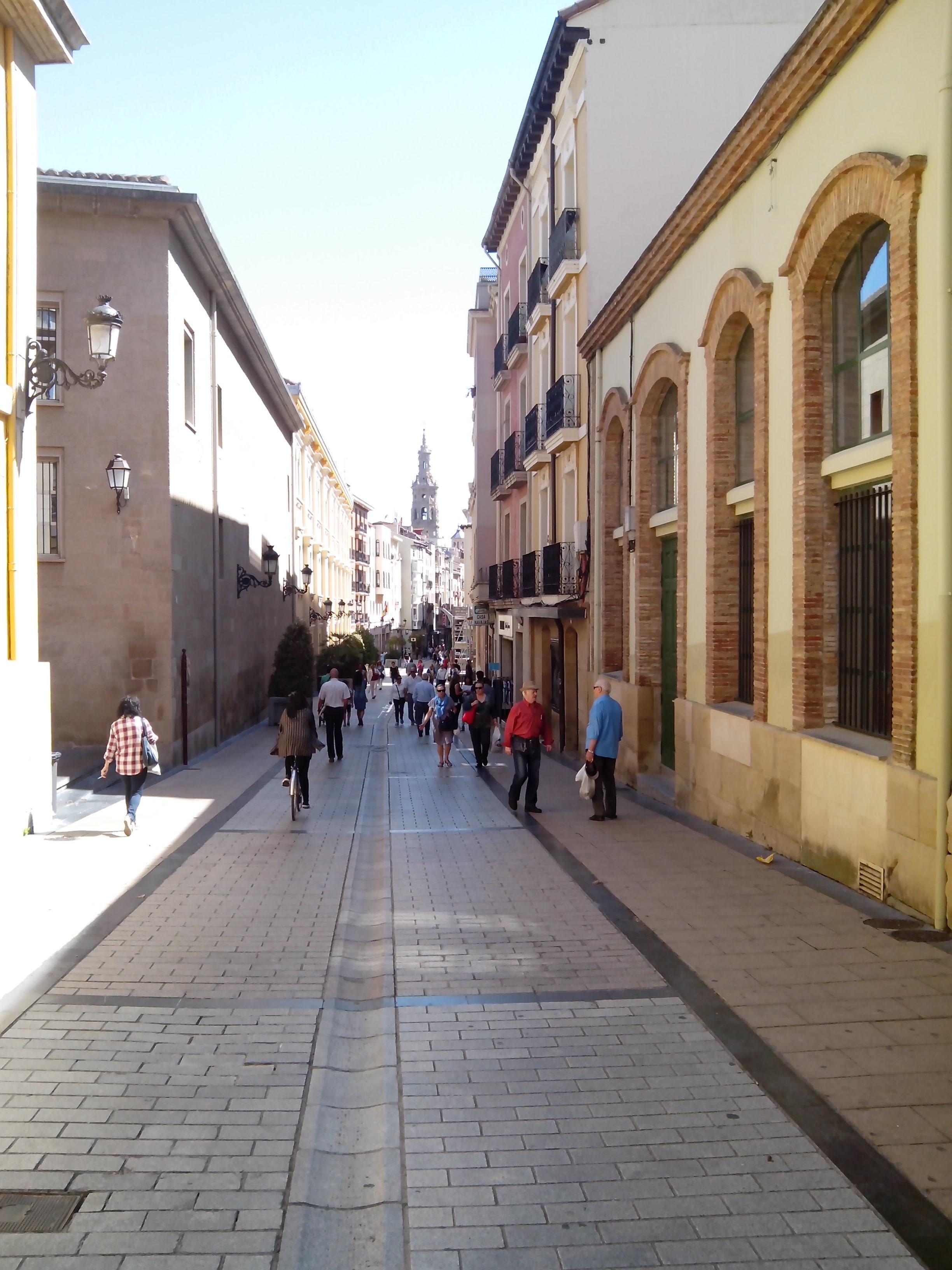 La calle Portales