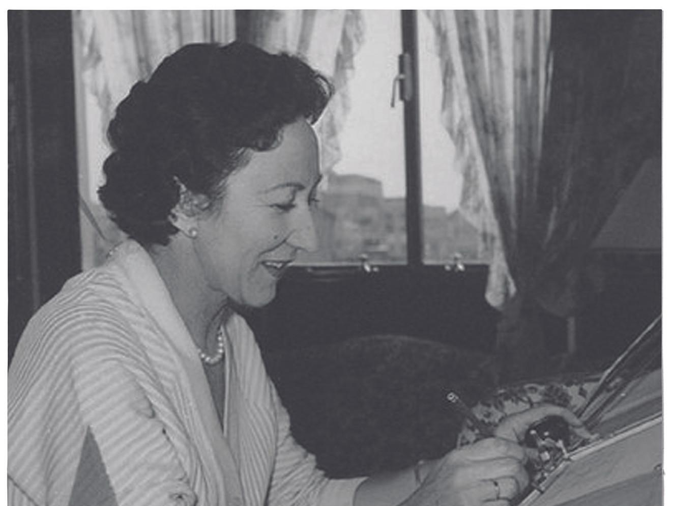 ¿Quién fue Matilde Ucelay?