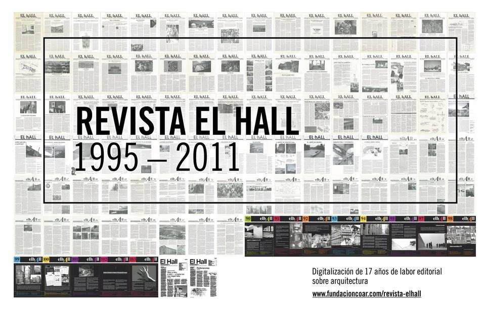 Revista El Hall