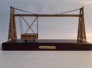Puente colgante de Bilbao - Portugalete
