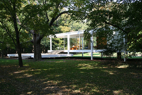 Farnsworth House 1945