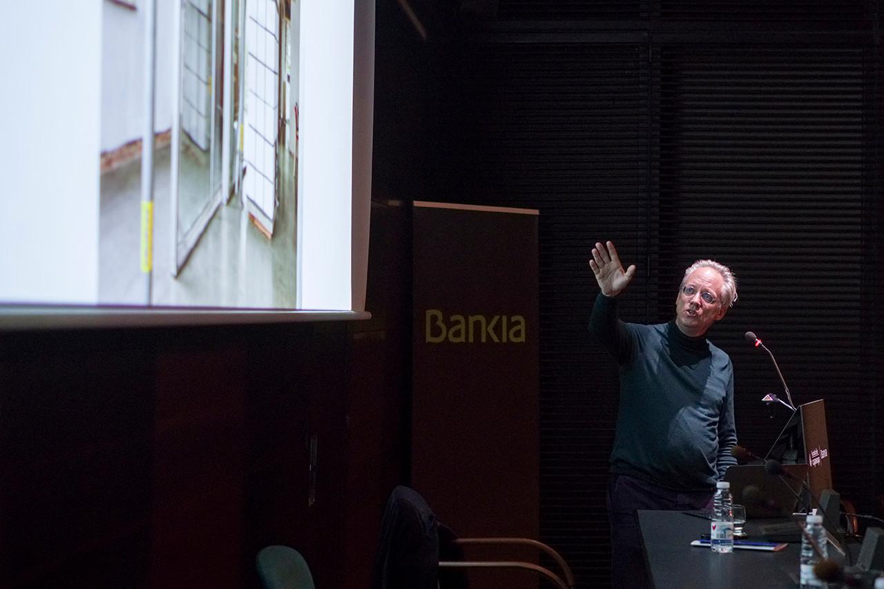 Jan de Vylder, arquitecto. ARCHITECTEN D