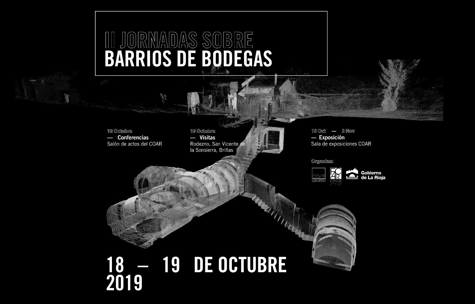 II Jornadas Barrios de Bodegas