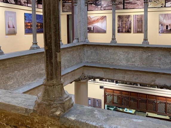 Zaragoza expone Arquitecturas en La Rioja