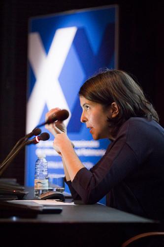 Isabel Concheiro, arquitecta. CONCHEIRO