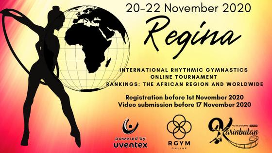 """Regina"" Rhythmic Gymnastics Online tournament"