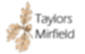 Taylors Mirfield Logo which is oak leaves and an acorn.