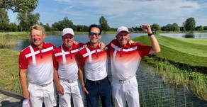 Danmark vinder guld