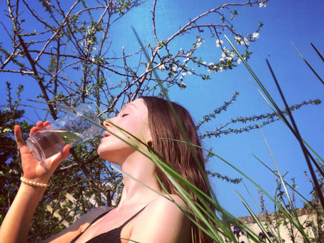 MANIFESTING WITH WATER