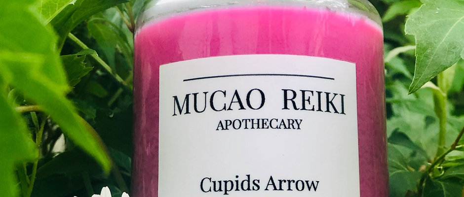 Cupids Arrow Intention Candle