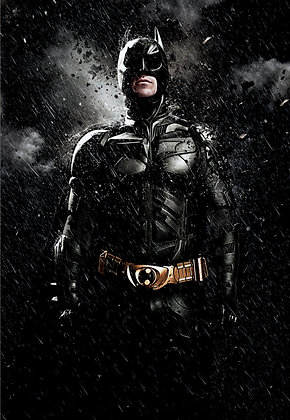 Placa Decorativa Batman 2