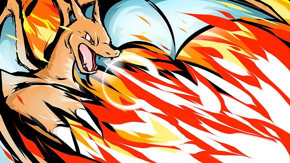 Placa Decorativa Pokemón
