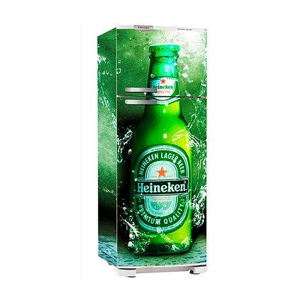 Adesivo de Geladeira Heineken