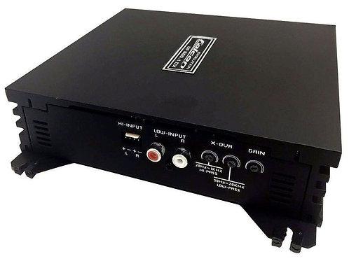 AMPLIFICADOR FALCON DF 800.4 DX DIGITAL 800 RMS 4 CANAIS