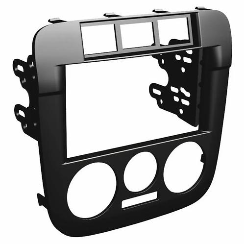 CONTRA FRENTE VW GOL/PARATI/SAVEIRO G4 PRETA 2 DIN AP571